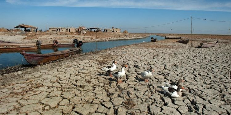 water conflict
